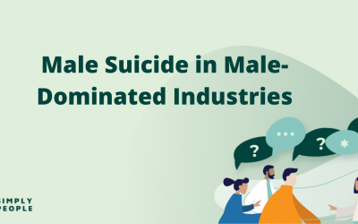 Male Suicide in Male-Dominated Industries