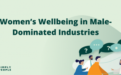 Women's Wellbeing in Male-Dominated Industries