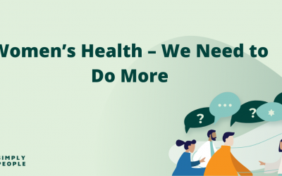 Women's Health – We Need to Do More